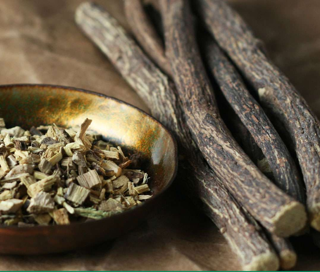 Naturally Botanicals-Glycyrrhiza glabra-Licorice Root 1