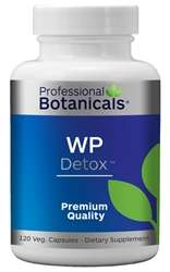 Naturally Botanicals | Professional Botanicals | WP DETOX | Herbal & Mineral Support Supplement