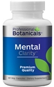 Naturally Botanicals | Professional Botanicals | Mental Clarity Extra | Herbal Support Supplement