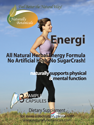 Naturally Botanicals | Professional Botanicals | Energi Sample Pack | Trial Size | Herbal Energy Support | Naturally Botanicals