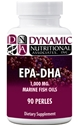 Naturally Botanicals | Dynamic Nutritional Associates (DNA Labs) | EPA-DHA 1000 | Essential Fatty Acids | Marine lipid concentrate from fish body oils
