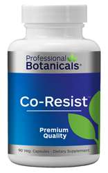 Naturally Botanicals | Professional Botanicals | Co-Resist | Fast Acting Immune Support Supplement