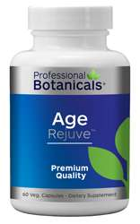 Naturally Botanicals | Professional Botanicals | Age Rejuve | Herbal Health Supplement