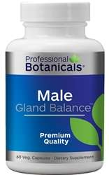 Naturally Botanicals | Professional Botanicals | Male Power | Male Support Supplement