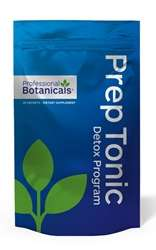 Naturally Botanicals | Professional Botanicals | Prep Tonic Detox Pack | Total Detox Supplement Program