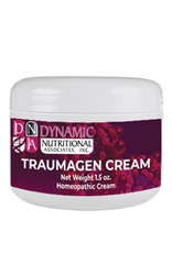 Naturally Botanicals | Dynamic Nutritional Associates (DNA Labs) | Traumagen Cream 1.5 fl.oz. | Homeopathic Topical Cream