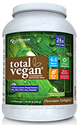 Naturally Botanicals | NuMedica Nutraceuticals | Total Vegan Chocolate Delight - 14 svgs | High Quality Vegan Protein Drink Mix