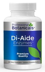 Naturally Botanicals | Professional Botanicals | Di-Aide Enzymes |  2-Stage Digestive Enzyme Supplement