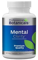 Naturally Botanicals | Professional Botanicals | Mental Clarity + | Herbal Support Supplement