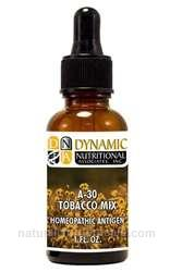 Naturally Botanicals | by Dynamic Nutritional Associates (DNA Labs) | A-30 Tobacco Mix Homeopathic
