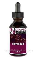 Naturally Botanicals | Dynamic Nutritional Associates (DNA Labs) | Phosphorex| Liquid Mineral Supplement